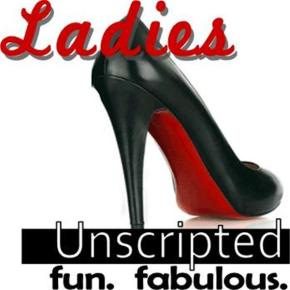 In case you missed my interview on Ladies Unscripted last night, check it out here!