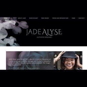 EXCITING NEWS! Jade Alyse Writes has a new home! Check it out and bookmark!