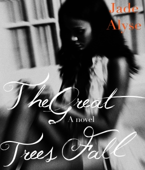 "Check out my new page for my upcoming book, ""The Great Trees Fall"""